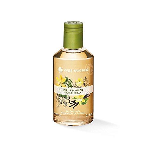 Yves Rocher Sensual Fragrance Mist, Bourbon Vanilla, 100ml