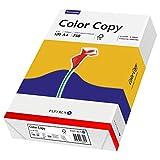 Papyrus 88118366 Drucker-/Kopierpapier, Farblaserpapier Colorcopy 120 g/m² A4, 250 Blatt, satiniert Weiß, Hochglatt