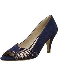 Petite Mendigote Bogo, Zapatos de Punta Descubierta Para Mujer
