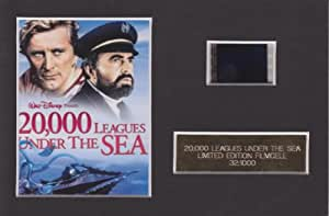 20000 Leagues Under The Sea Limited Edition Film Cell m