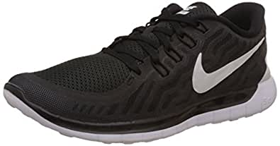Nike Men s Free 5.0 Running Shoe Black/Dark Grey/Cool Grey/White 15 D(M) US