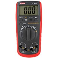 Kingzer fy6243Medidor de inductancia y capacitancia digital w/prueba de diodos