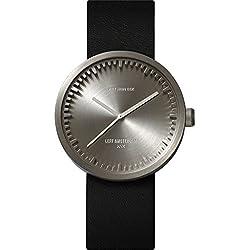 Leff Amsterdam Women's Watch Analogue Quartz Leather Black LT71001