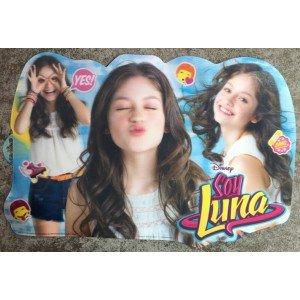 DISNEY - Mantel individual Soy Luna Disney - 8412497864218