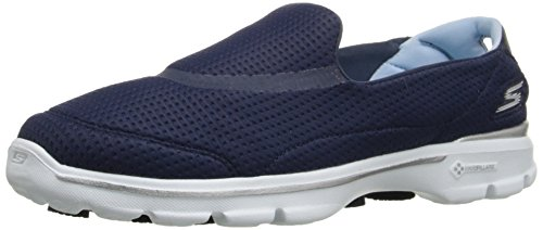 skechers-womens-gowalk-3-unfold-low-top-sneakers-blau-nvw-5-uk
