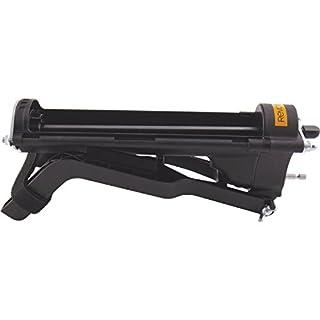 Revotool Kartuschenpresse 310 ml passend für alle Akku-Bohrmaschinen von 12 V bis 18 V, hydraulische/Silikon-Presse, 1 Stück, PRO450
