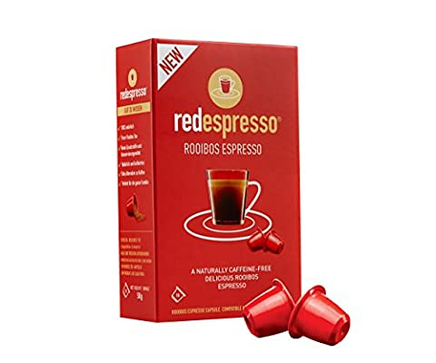 Red capsules café 10 x 5 g