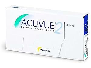 Acuvue 2-Wochenlinsen weich, 6 Stück / BC 8.3 mm / DIA 14.0 / -4,75 Dioptrien