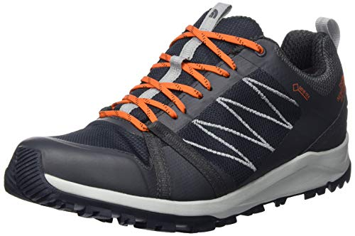 Ibis Eu The Men's Litewave 5 Rise Hiking BootsBrownebony Low North C491044 Ii Fastpack Gtx Greyscarlet M Face 2YH9WDIE