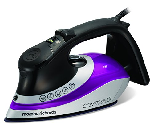 morphy-richards-301015-comfigrip-steam-iron-2600-watt
