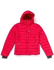 Peak Mountain - chaqueta de esquí 10/16 años GAPTI-rojo-16 años