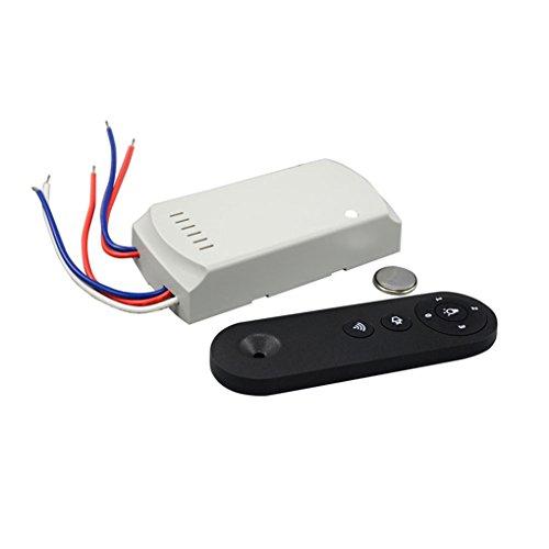 Sunlera Sonoff IFan02 Ventilador de Techo Ventilador de Techo Wi-Fi Controlador Inteligente...