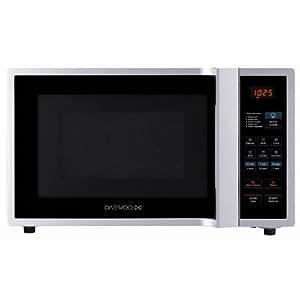 Daewoo KOC9Q1TSL Combination Microwave Oven, 28 L, 900 W - Stainless-Steel