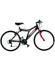 Bugno Bicicleta Btt Negro / Rojo
