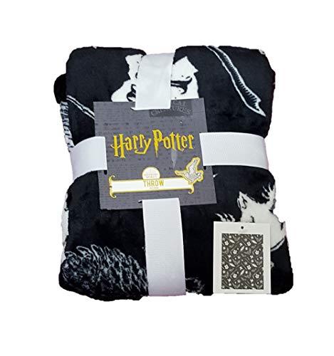 Manta Cama Supersuave Licencia Primark Harry Potter