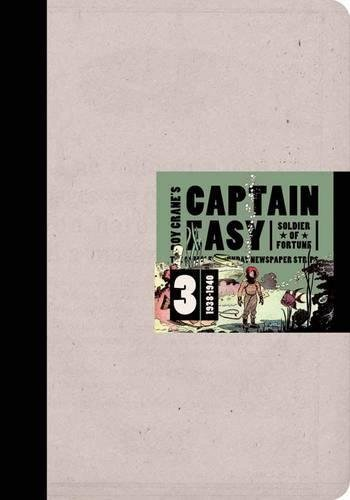Captain Easy Volume 3 (Roy Crane's Captain Easy)