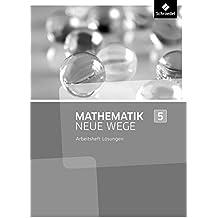 Nordrhein-Westfalen, Mathe heute 5 Arbeitsheft