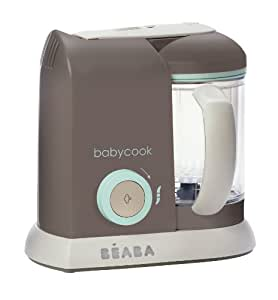 Beaba Babycook Solo 4-in-1 Bleu Gris [import UK]