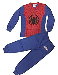 Pijama The Avengers Marvel Spiderman Hombre Araña * 24441