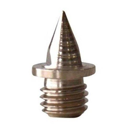 uhlsport Spike-1007301010400 Spiken, Silber, 6mm -
