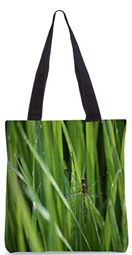 Snoogg Tote Bag 34,3x 38,1cm Shopping Utility Borsa realizzata in poliestere Tela