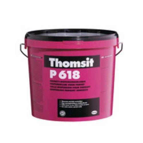 THOMSIT P 618DISP DE PARQUE DE ADHESIVO CLARO 15KG