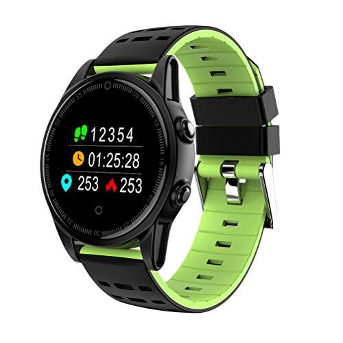 UKCOCO Reloj Deportivo Inteligente cámara GPS Soporte