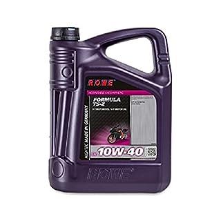 ROWE HIGHTEC FORMULA SAE 10W-40 TS-Z, 5 Liter