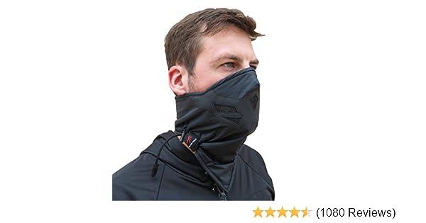 Sterling Sports/® Black Windproof Motorcycle Balaclava Motorbike Helmet Winter Bike Face Thermal Full Face /& Head Covers
