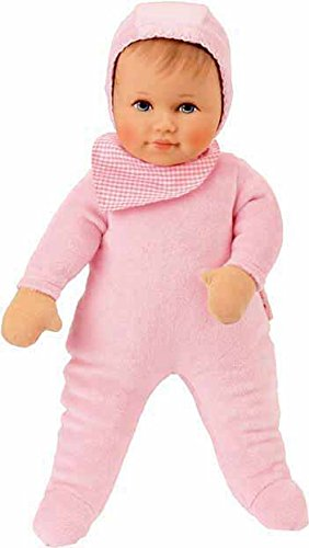 Käthe Kruse 26501 - Puppe Milena, rosa (Puppen Kleinkinder Für)