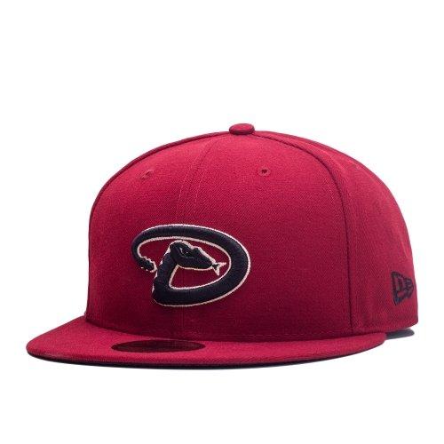 New Era 5950Tsf Arizona Diamondbacks GM–Herren Cap, Herren, 5950 Tsf Arizona Diamondbacks Gm, Mehrfarbig (Mehrfarbig) (Golf Arizona Herren)