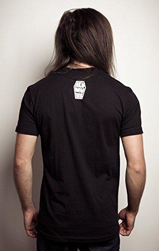 Akumu Ink Decayed T - Shirt Tattoo Comic - Unisex Schwarz