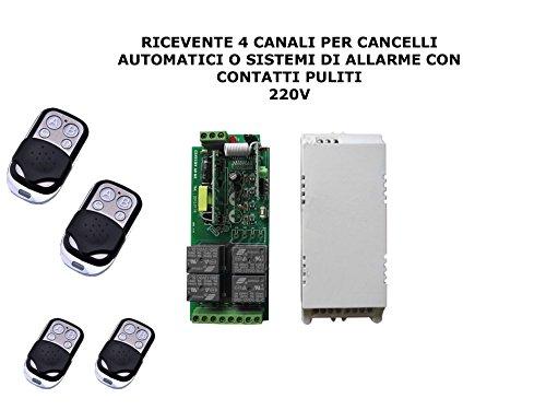 recepteur-4-canaux-220-v-avec-4-radiocomandi-avec-contacts-propres-pour-portail-tubulaire
