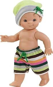 Paola Reina - Fidel, muñeco de Vinilo, 22 cm (00535)