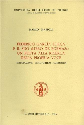 Federico Garcia Lorca e il suo 'Libro de Poemas': Un Poeta alla Ricerca della Propria Voce