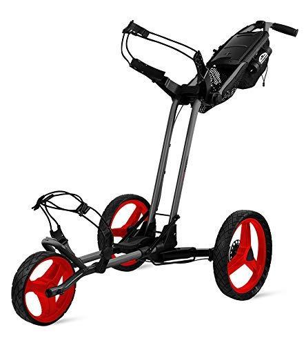Sun Mountain Pathfinder 3Push Cart, Mixte Adulte,...