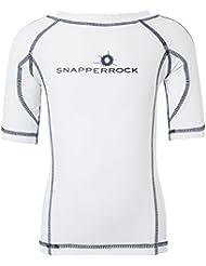 Snapper rock t-shirt de baignade anti-uV pour garçon
