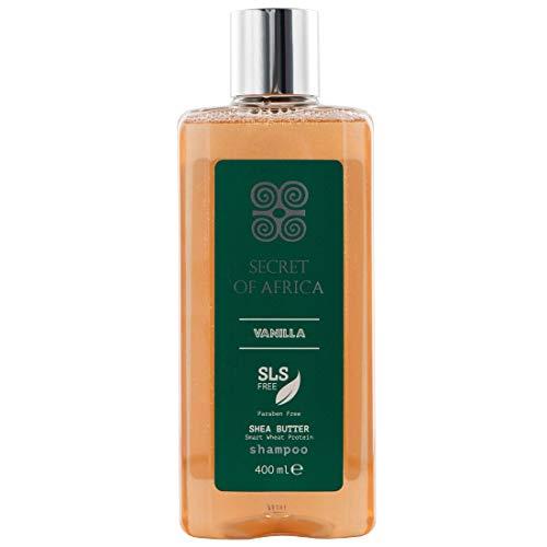 Secret of Africa Shampoo Vanilla & Shea Butter 400ml