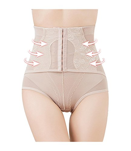MyBody algodon Faja Reductora braguitas moldeadora de cintura alta
