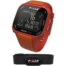 Herzfrequenzmesser RC 3 GPS orange red