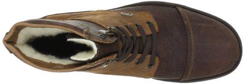 Rieker 36110-23 Herren Boots Braun (wood/brandy 23)