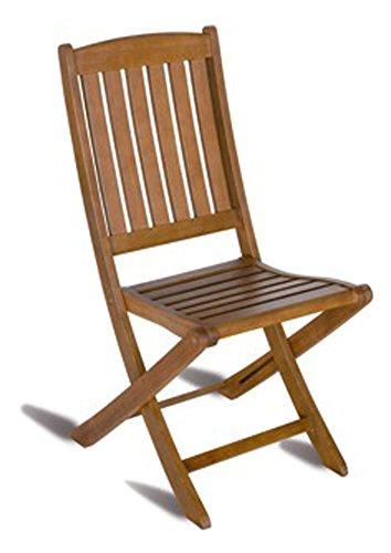 Chaise-pliante-pour-jardin-en-bois-exotique-coloris-bois-naturel-Dim-H-92-x-L-45-x-P-58-cm-PEGANE