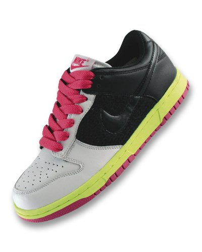 NIKE Dunk Low Casual Shoes Gray Womens
