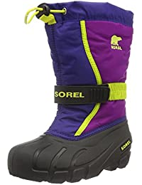 Sorel Youth Flurry, Unisex-Kinder Schneestiefel