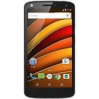 Motorola Moto X Force Smartphone débloqué 4G (Ecran: 5,4 pouces - 32 Go - Simple Nano-SIM - Android 6.0 Marshmallow) Noir