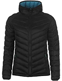 Karrimor Womens Hot Crag Insulated Jacket Down Coat Top Long Sleeve Lightweight