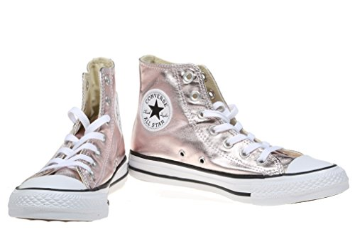 ConverseChuck Taylor All Star - Pantofole a Stivaletto Unisex – Adulto Pink (Rose Quartz/White/Black)
