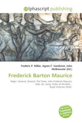 Frederick Barton Maurice