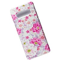 Slim Case for Samsung Galaxy Note 8. Tasche Cover. Wild Roses.