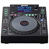 Gemini MDJ-900 - USB DJ Media Player - 4.3 Zoll Farbdisplay - 8 Zoll Jogwheel